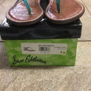 Sam Edelman Shoes - Sam Edelman Sandals - 7 - NIB